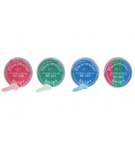 FLEXIMETER STRIPS BLEU 2 mm