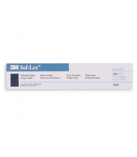 SOF-LEX STRIPS A POLIR LARGEUR 1,9 mm GROS / MOYEN