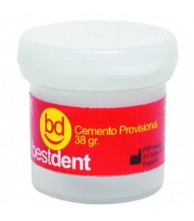 Ciment obturation provisoire bestdent 01551