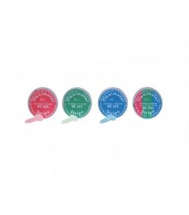 Feuilles fleximeter-strips - jauges d´épaisseur souples 93484