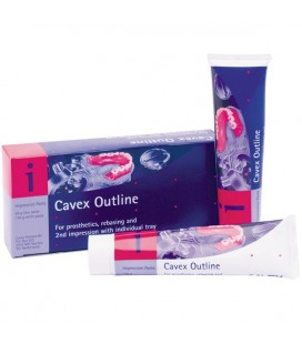 CAVEX OUTLINE SANS EUGENOL